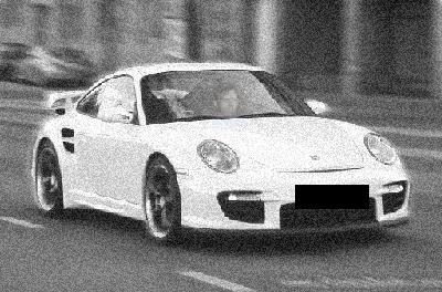 blitzerfoto Porsche 997 GT2